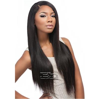 Sensationnel 100% Virgin Bare & Natural Lace Closure + Bundle Deal - STRAIGHT 14,16,18 (Full 4x4 Lace Closure With Bundles)
