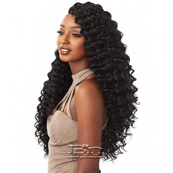Sensationnel Lulutress Synthetic Braid - DEEP WAVE 18