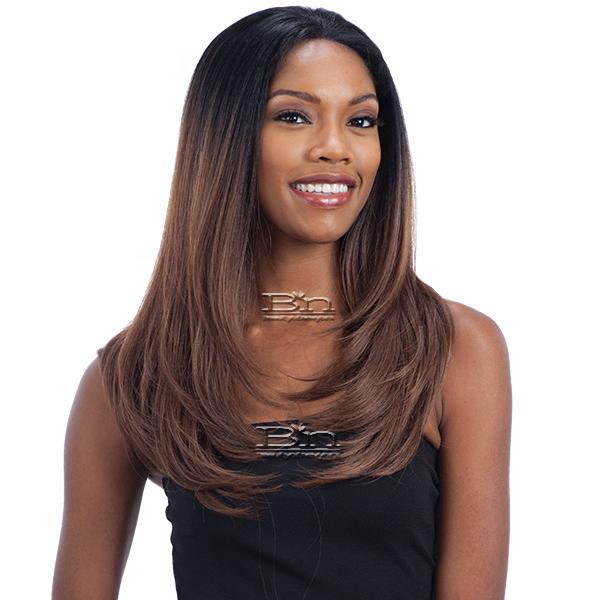Model Model Synthetic Frontal Lace Wig - FIA
