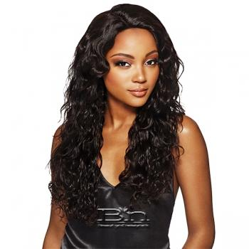Outre Mytresses Black Label 100% Unprocessed Human Hair Lace Wig  - NATURAL BOHO BODY   (13x4 all around lace edges)