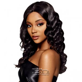 Outre Mytresses Black Label 100% Unprocessed Human Hair Lace Wig - NATURAL OCEAN BODY (13x4 all around lace edges)