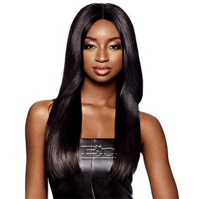 Outre Mytresses Black Label 100% Unprocessed Human Hair Lace Wig - NATURAL STRAIGHT  (13x4 all around lace edges)