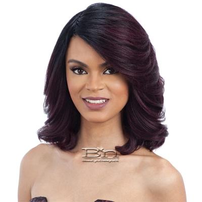 Model Model Synthetic Hair Clean Cap Wig - Number 18