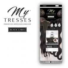 Outre Mytresses Black Label 100% Unprocessed Human Hair Weave - BODY 12,14,16 (13x4 Lace Closure With Bundles)