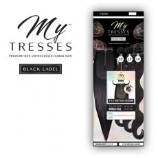 Outre Mytresses Black Label 100% Unprocessed Human Hair Weave - BODY 12,14,16 (3X6 Lace Closure With Bundles)