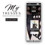 Outre Mytresses Black Label 100% Unprocessed Human Hair Weave - BODY 14,16,18 (3X6 Lace Closure With Bundles)