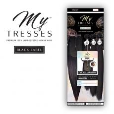 Outre Mytresses Black Label 100% Unprocessed Human Hair Weave - STRAIGHT 16,18,20 (3x6 Lace Closure With Bundles)