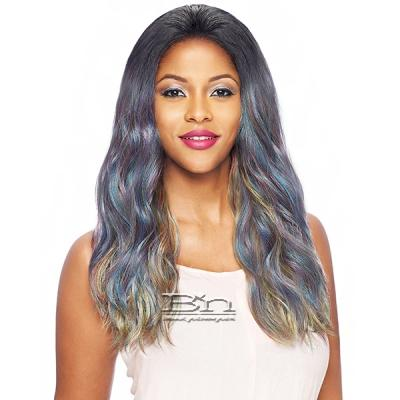 Vanessa Synthetic Hair Swissilk Lace Wig - T5XL JENSA (5x5 deep front lace)