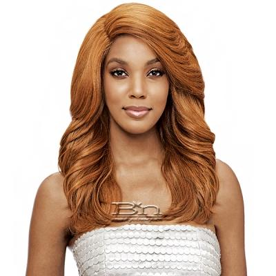 Vanessa Synthetic Hair Lace Part Wig - SUPER C9 YANET