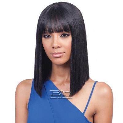 Bobbi Boss Synthetic Swiss Lace Front Wig - MLF184 YARA BANG