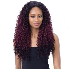 Freetress Equal Synthetic Hair Invisible Part Wig - UNICE