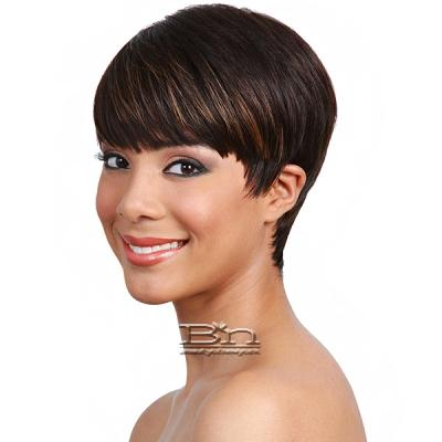 Bobbi Boss 100% Human Hair Wig - MH1212 CUTIE