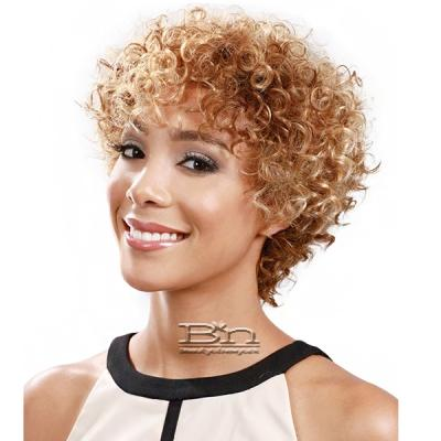 Bobbi Boss 100% Human Hair Wig - MH1235 SPIRAL
