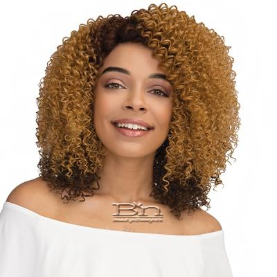 Janet Collection Human Hair Blend Brazilian Scent Wig - ARIANA (pre-tweezed part)