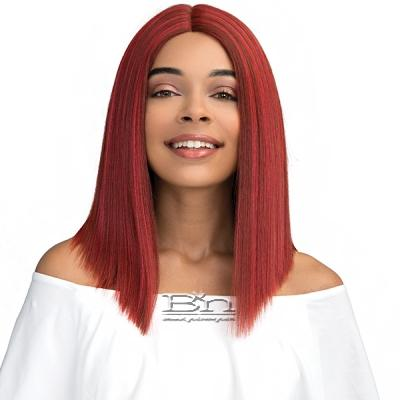 Janet Collection Human Hair Blend Brazilian Scent Wig - MADIX (pre-tweezed part)