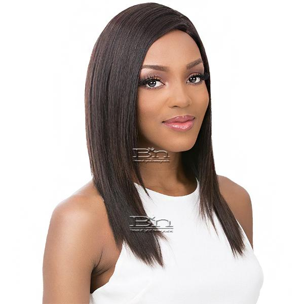 It's a Wig 100% Human Hair Wig - HH AISLEY (6 inch deep lace part)