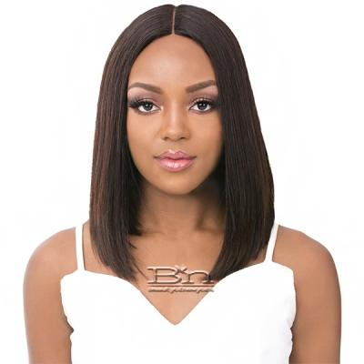 It's a Wig 100% Human Hair Wig - HH ALANZA (6 inch deep lace part)