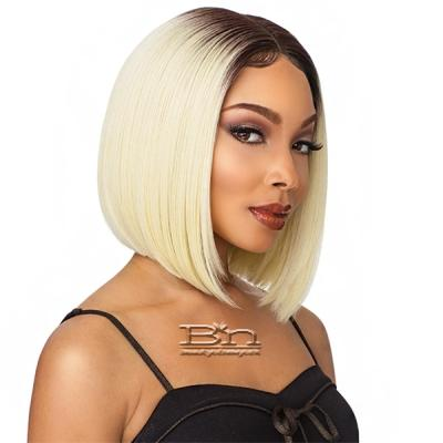 Sensationnel Synthetic Hair Empress Natural Center Part Lace Front Wig - KELSEY (futura)