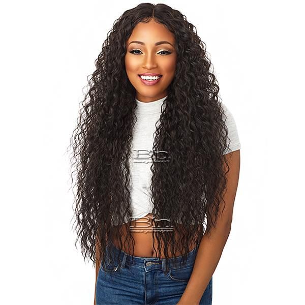 Sensationnel Synthetic Hair Empress 3 Way Free Part Lace Wig - BROOKLYN