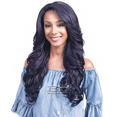 Bobbi Boss Synthetic Swiss Lace Front Wig - MLF305 ANGELICA (4 inch deep part)