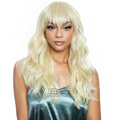 Isis Brown Sugar Human Hair Blend Full Wig - BS140