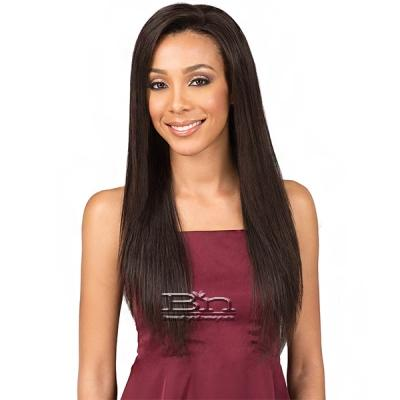 Bobbi Boss 100% Human Hair Lace Front Wig - MHLF305 CHARIS (5X3 Wide Swiss Lace)