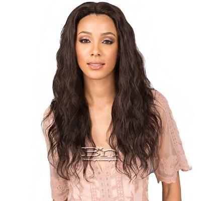 Bobbi Boss 100% Human Hair Lace Front Wig - MHLF306 MELANIA (5X3 Wide Swiss Lace)