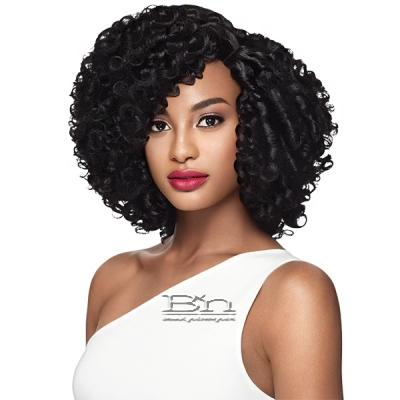 Outre Purple Pack Human Hair Blend Weaving - TWIRLY