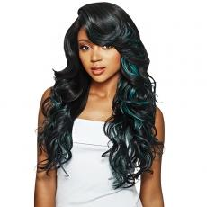 Outre Synthetic Swiss Lace Front Wig - HERA