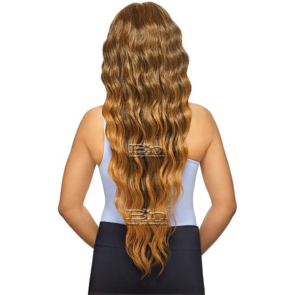 Outre Synthetic Swiss Lace Front Wig - COCO (6 inch swiss lace deep parting)