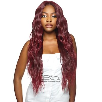 Outre Swiss Lace Front Wig - HALLE