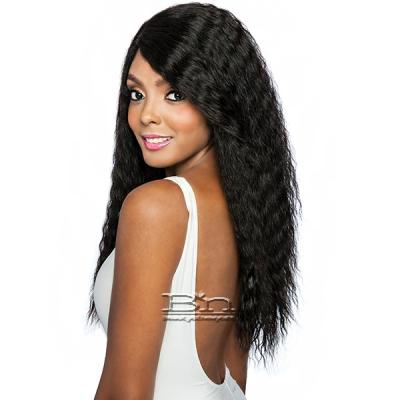 Isis Melanin Queen 100% Human Hair Wig - MLH501 QUEEN SUPER WAVE 24