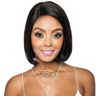 Isis Melanin Queen 100% Human Hair Wig - MLH504 QUEEN STRAIGHT BOB 10