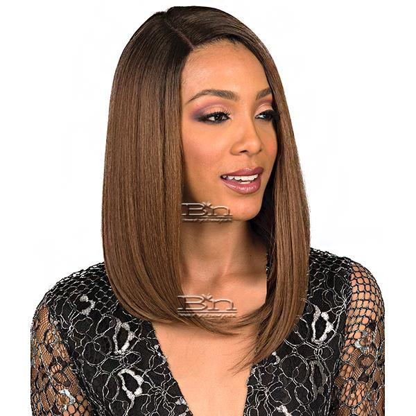 Bobbi Boss Synthetic Swiss Lace Front Wig - MLF306 CHYNA (4 inch deep part)