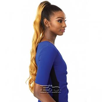 Sensationnel Synthetic Ponytail Instant Pony - OCEAN WAVE 30