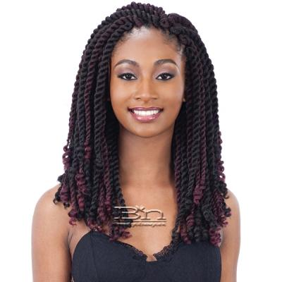 Freetress Synthetic Braid - 2X CHUNKY KINKY TWIST 12
