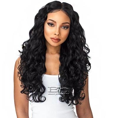 Sensationnel Stocking Cap Quality Custom Lace Wig Boutique Bundle - 6 PART BODY WAVE