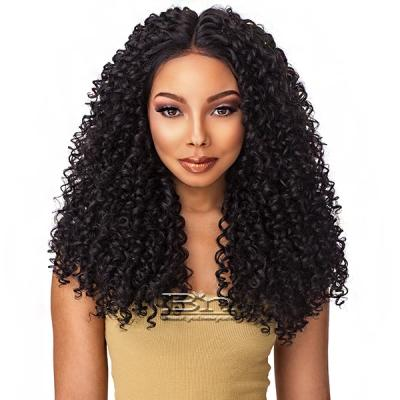 Sensationnel Stocking Cap Quality Custom Lace Wig Boutique Bundle - 6 PART KINKY CURLY
