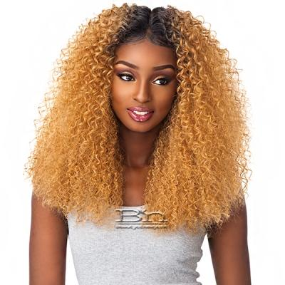Sensationnel Stocking Cap Quality Custom Lace Wig Boutique Bundle - 6 PART BRAZILIAN WAVE