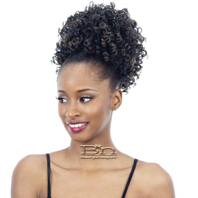 Freetress Equal Drawstring Ponytail Pony Pop - BOOM POP
