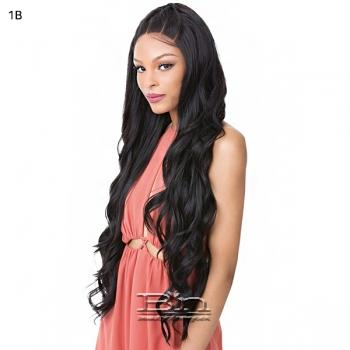 It's a Wig 100% Human Hair Blend 360 Circular Frontal Lace Wig - LACE ADIRA (360 all round deep lace wig)