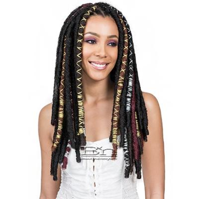 Bobbi Boss Synthetic Braid - BAE LOCS 20 SILVER