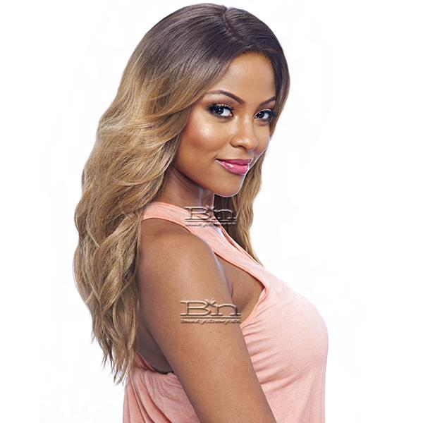 Vanessa Synthetic Hair Lace Front Wig - TOPS MC YOWON