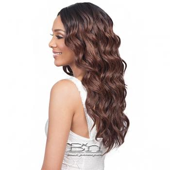 Bobbi Boss Synthetic Swiss Lace Front Wig - MLF311 AVALON (4.5 inch deep part)