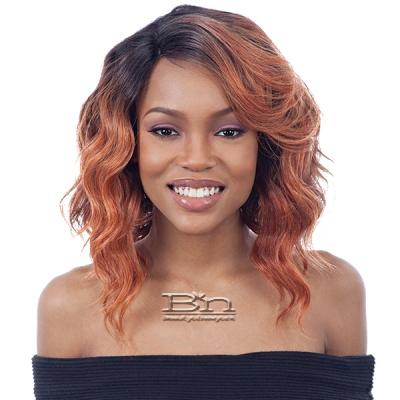 Mayde Beauty Synthetic Invisible Lace Part  Wig - RUBIE