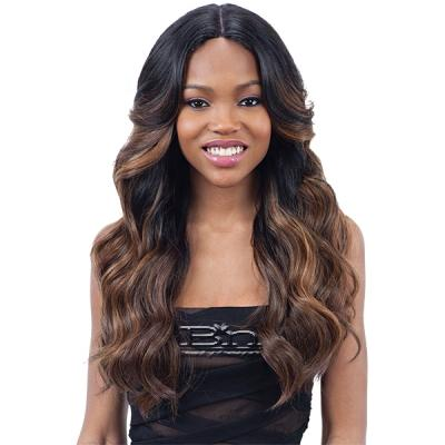 Mayde Beauty Synthetic Invisible 5 inch Lace Part  Wig - KEISHA