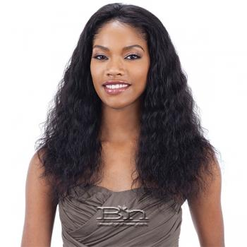 Model Model Nude Fresh Wet & Wavy 100% Brazilian Natural Human Hair Lace Front Wig - LOOSE DEEP