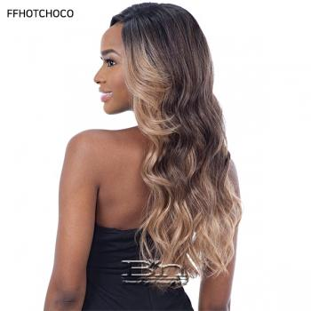 Mayde Beauty Lace and Lace Wig - LUMIA