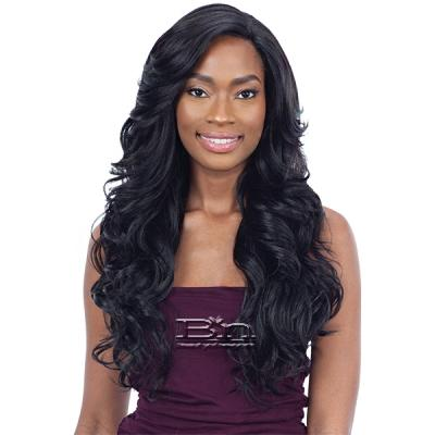 Mayde Beauty Lace and Lace Wig - STORMY