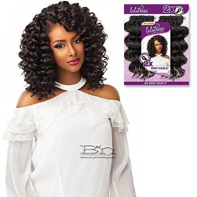 Sensationnel Lulutress Synthetic Braid - 2X DEEP WAVE 8